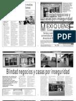 Versión impresa del periódico El mexiquense 15 enero 2014