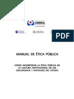 91umbral Publicacionesarchivo1 MANUAL ETICA PUBLICA