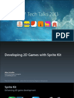 Developing 2D Games With Sprite Kit