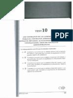 CEP Test Los Contratos Administrativos