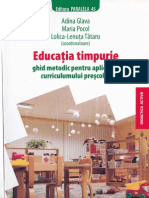 Educatia Timpurie - Glava