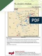 Pachmarhi Map