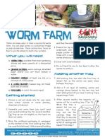 Guide to Backyard Vermiculture