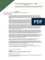 Reglamento de Organización GRANADA