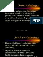 Gerencia de Projeto