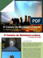 O Castelo de Montemor-o-Novo e a Vergonha de Portugal