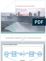 Consumer Behavior & Commuication