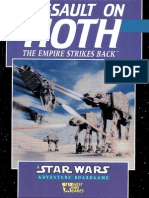 Assault on Hoth Boardgame (D6)