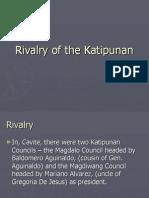 Rivalry of the Katipunan