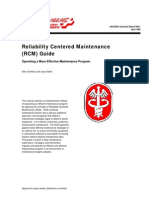 Usacerl Tr-99 41 Rcm Guide 1999