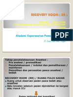 Recovery Room ( Rr )