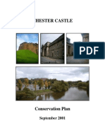Chester Castle Conservation Plan Vol I
