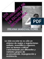 Los Estudiantes Enla Escuela Secundaria.ppt
