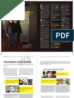 To artikler fra EUROMAN tema om løgn