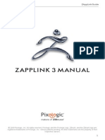 ZBrush4 ZAppLink Documentation