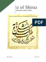A Selection of Hafiz