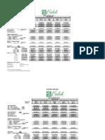 Field Sample Computation Building 1&2 Corrected Version