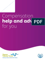 Compensation help and advice for you