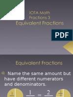 fractions iii