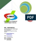 profile company mg indonesia