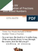 fractions xiv