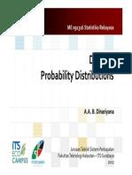 06. Discrete Probability Distributions