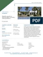 Mansión de Lujo en Venta en San Carlos Ibiza - € 6.000.000