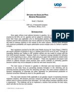 16 Options for Gasoline Pool Benzene Management