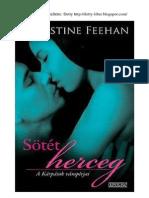 01Christine Feehan-Sotet Herceg