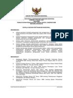 Peraturan Kepala Bpn Nomor 3 Tahun 1991 Ttg Pengaturan Penguasaan Tanah Obyek Landreform Secara Swadaya