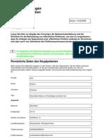 Petition-7213 Bundestag Iran Asyl