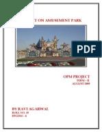 Opm Project Amusement Prk