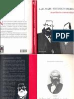 MARX Karl. 1848. ENGELS Friedrich. Manifestocomunista(Boitempo)