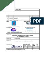 Va1-Dec-00100-M-m1d-Cal-1402.Hp Heater Drain Pipe Stress Analysis Title Block