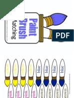 Paintbrush Color Match
