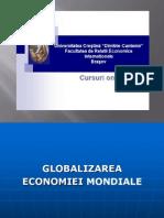2.1Globalizarea Economiei Mondiale