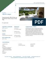 Villa de Campo en Venta Jesus Ibiza - €2.500.000