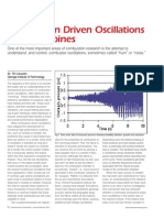 Pages From Combustion Driven Oscillations
