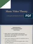 Music Video Theory
