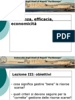 Materiale Didattico economia parthenope