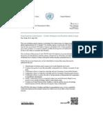 Official UN NWO Plan Document