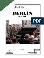 Berlin 20 años DOSSIER