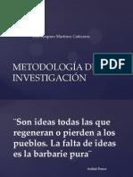 METODOLOGÍA DE LA INVESTIGACIÓN AMC.