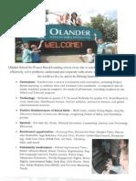 Olander General Info