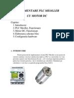 Proiect PLC MOELLER