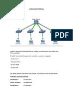 Configuración Final Pronaa