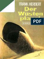 Frank Herbert - Dune - 01 - Der Wuestenplanet