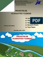Urbanismo Acueducto y Cloacas