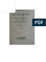 Printesa Bibescu - Calatorul Cu Chipul Acoperit - Marcel Proust - Fragment