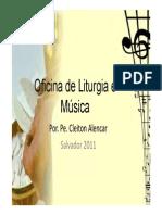 Oficina Liturgia Musica